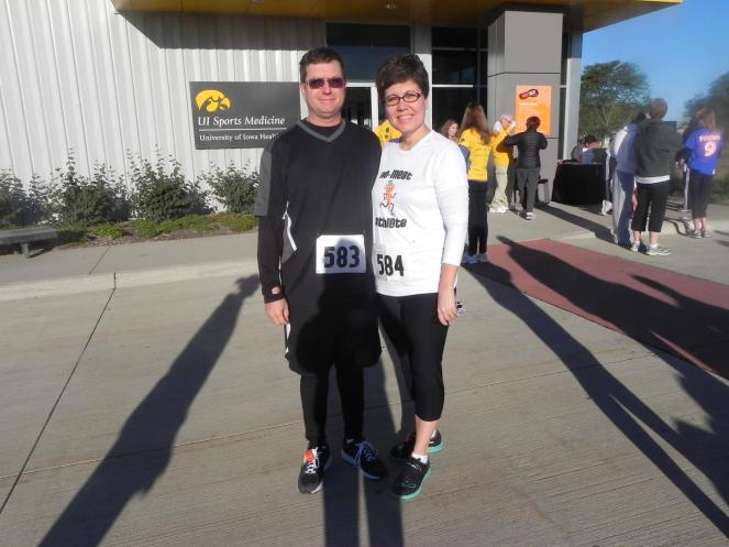 My 1st 5K! Ponseti Races, October 2011