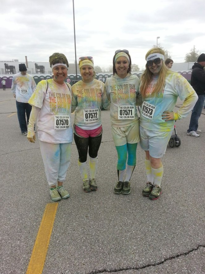Color Run, October 2012