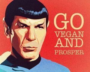 Vegan Spock
