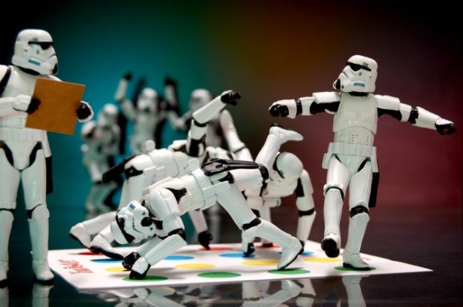 Twister Stormtroopers