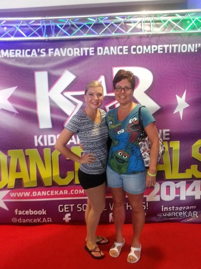 kayla dance competition