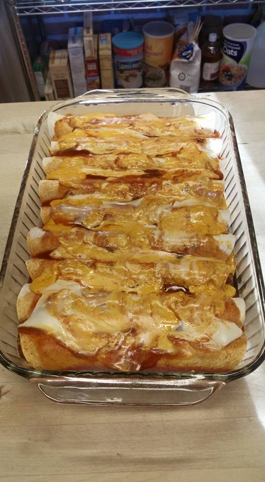 VeganEnchiladas